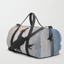 Crows Duffle Bag