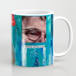 Guillermo del Toro Coffee Mug
