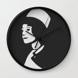 Alice by Ebizz Ness Wall Clock