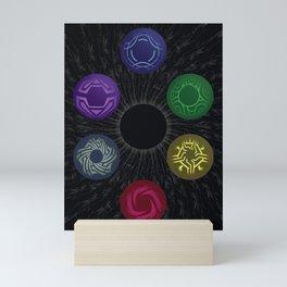 Skies of Arcadia - Moons Mini Art Print