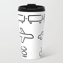 turn mobility travel Travel Mug