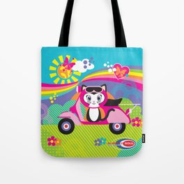 Baby Scoot ( Girls ) Tote Bag