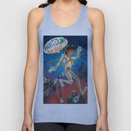 The Captain Unisex Tank Top
