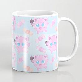 Jigglypuff pattern Coffee Mug