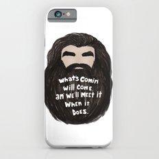 An' We'll Meet It Slim Case iPhone 6s
