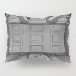 a cathedrals porch Pillow Sham