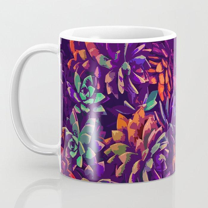 Cali Succulents 3 Coffee Mug