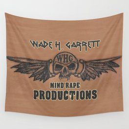 Mind-Rape Productions Wall Tapestry