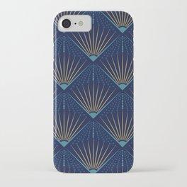 Art deco illustration pattern. Art noveau style iPhone Case