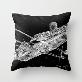 Falcon Throw Pillow