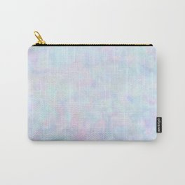 Rainbow Unicorn Pastel Fluffiness Carry-All Pouch