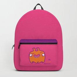 cutie monster_backpack3 Backpack