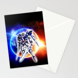 Gundam Wing Stationery Cards