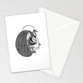 Tefnut Egyptian Goddess Stationery Cards