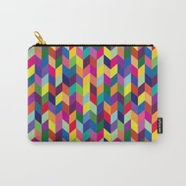 Geometric Pattern #1 Carry-All Pouch