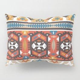 American indian ornate pattern design Pillow Sham