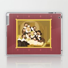 The Anatomy Lesson by Rembrandt Laptop & iPad Skin