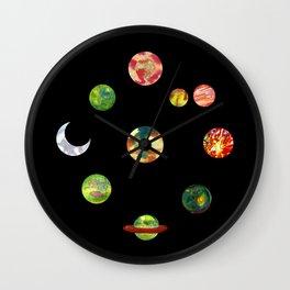Lostronaut Wall Clock