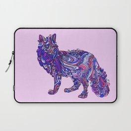 Fox by Night Laptop Sleeve