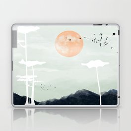 all the way back to the nest Laptop & iPad Skin