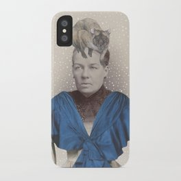 Salvaged Relatives (05) iPhone Case