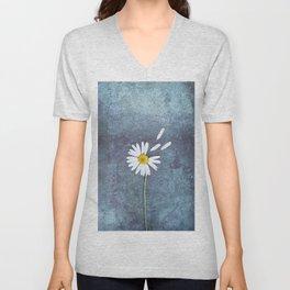 Daisy II Unisex V-Neck