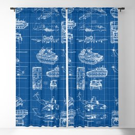 Classified Blackout Curtain