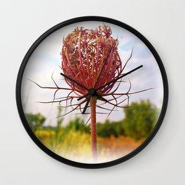Aéreo. Wall Clock