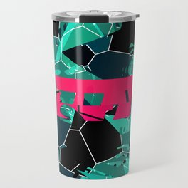 Crushing Contrast Travel Mug