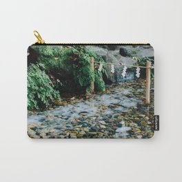Washed Away Carry-All Pouch