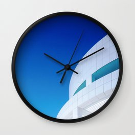Richard Meier architect | Getty Center | Los Angeles Wall Clock