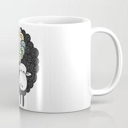 Yin Yang Sheep Coffee Mug