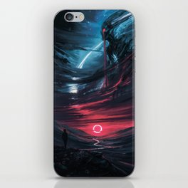 the Omen iPhone Skin