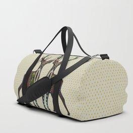 deer vanilla Duffle Bag