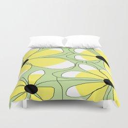 FLOWERY  MIA / ORIGINAL DANISH DESIGN bykazandholly Duvet Cover