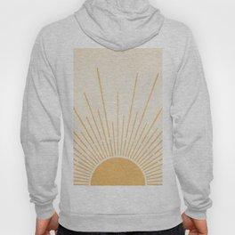 Sun #5 Yellow Hoody
