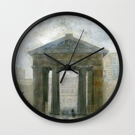 Euston Arch  Wall Clock
