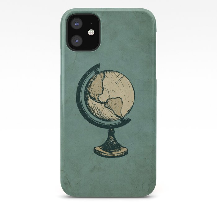 Travel On iPhone Case