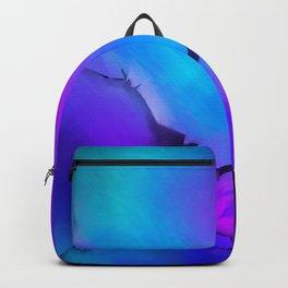 Crystal Pattern Backpack