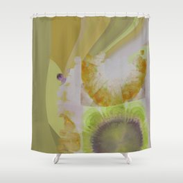 Musardry Feeling Flower  ID:16165-131527-62230 Shower Curtain