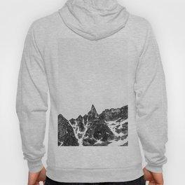 Minimalist Mountain Hoody