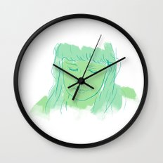 Alessi's Ark, another portrait I made, for purchasing here Wall Clock