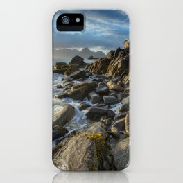 The Cuillin From Elgol iPhone Case