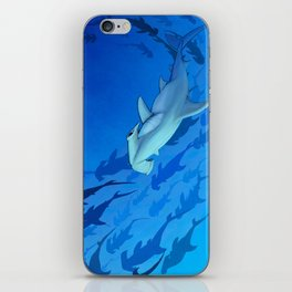 Shark week _The Hammer iPhone Skin