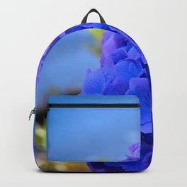 True Blue by Teresa Thompson Backpack