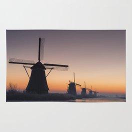 Dutch Dawn Rug