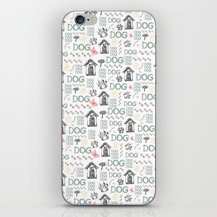 Dog House iPhone Skin