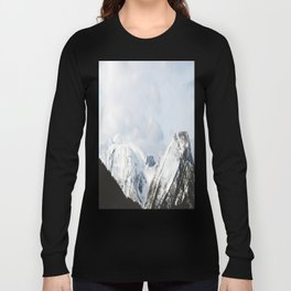Splice through the clouds Long Sleeve T-shirt
