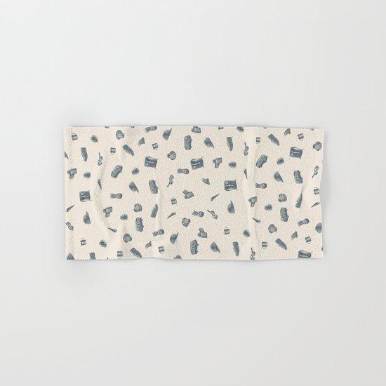 Sur la Plage Hand & Bath Towel