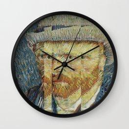 Vincent Van Gogh #12 Wall Clock